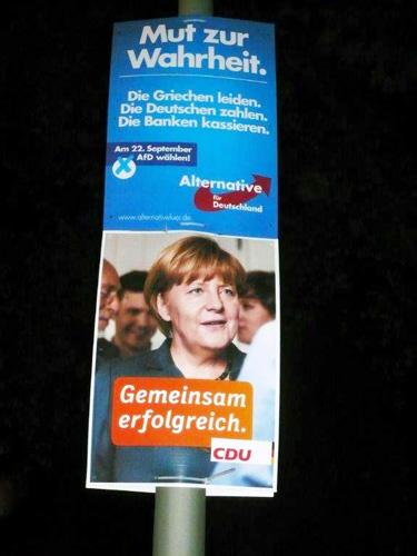 Passende Wahlwerbung ;-)